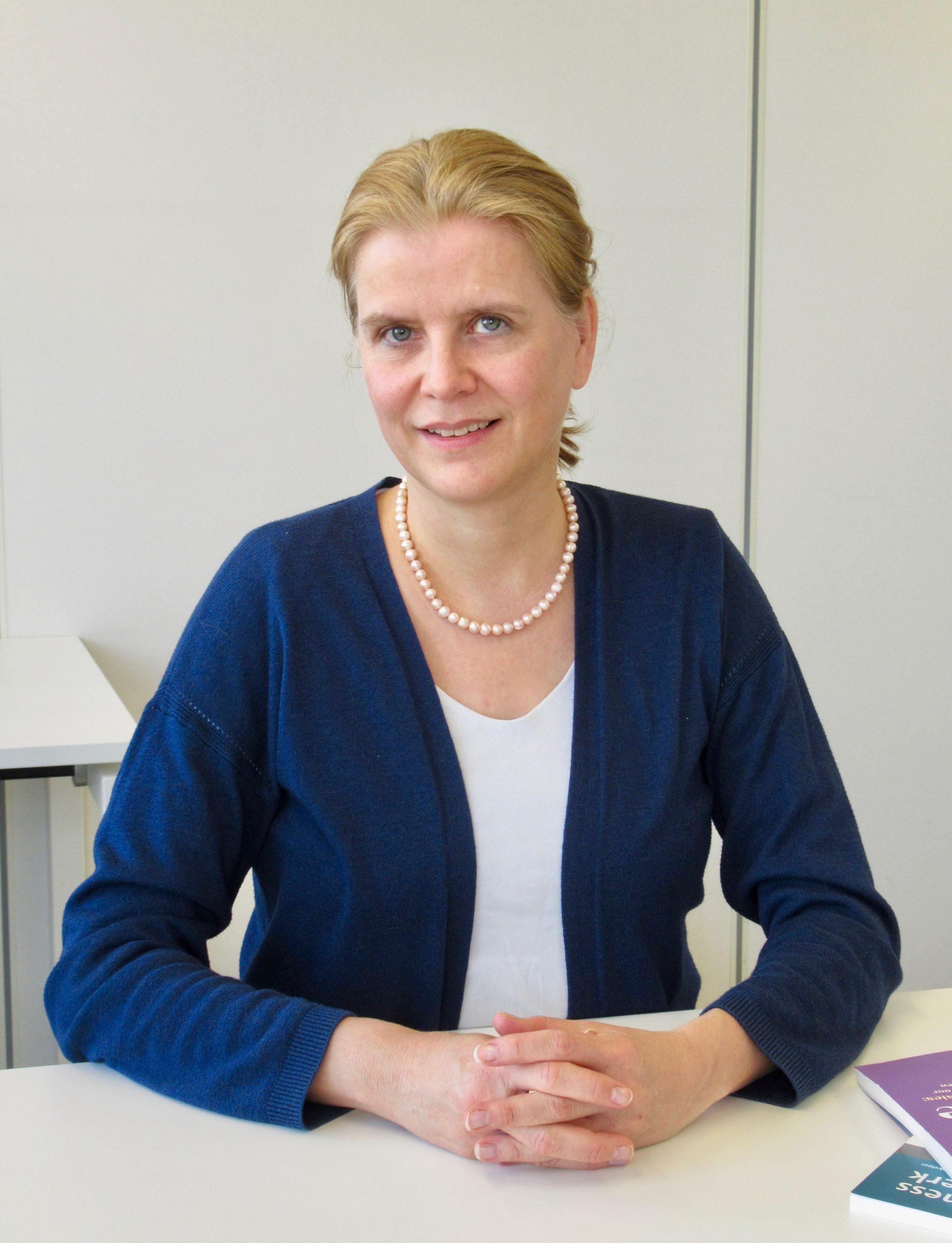 De docent van de relatietherapie opleiding bij StressWise Academy